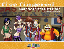 Five Fingered Severance