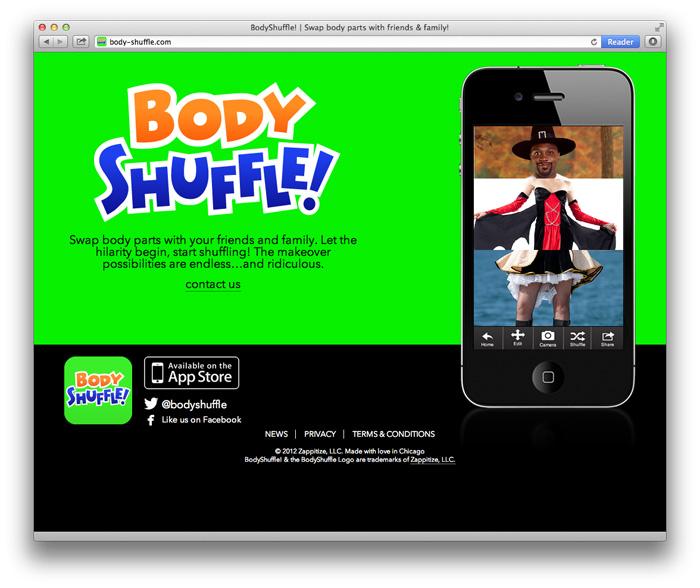 BodyShuffle!