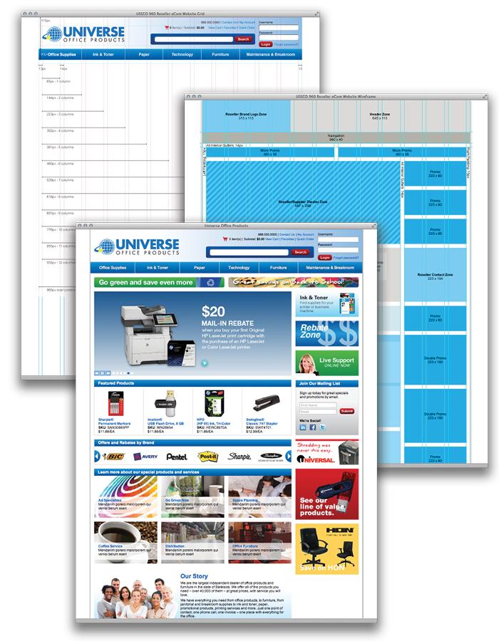 Reseller eCommerce Webskins