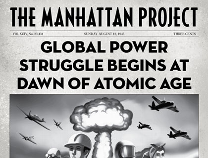 The Manhattan Project Rule Manual