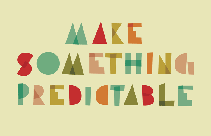 Make Something Awful Every Day