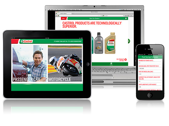 Castrol Mobile Tool